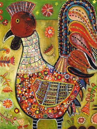 Olive Rooster