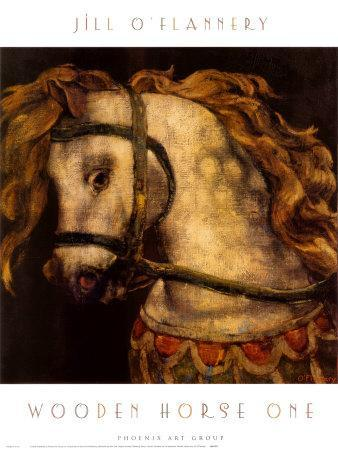 Wooden Horse I