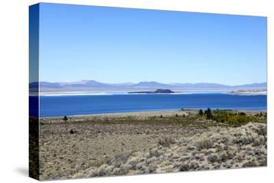 Scenic View of Mono Lake in California, USA