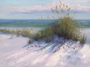 Ocean Breeze View by Jill Schultz McGannon