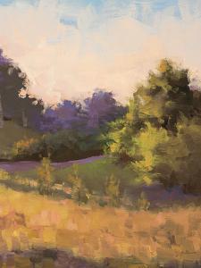 Plein Air Landscape by Jill Schultz McGannon