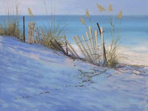 Sand & Sea View by Jill Schultz McGannon