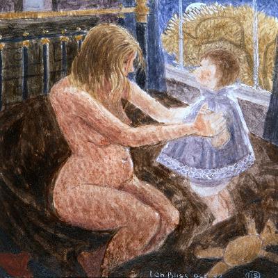 Jill with Anne-Ian Bliss-Giclee Print