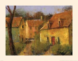 French Farmhouse I by Jillian David