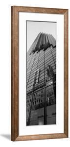 Skyscraper Reflections by Jim Alinder