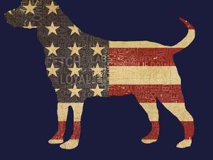 American Dog by Jim Baldwin