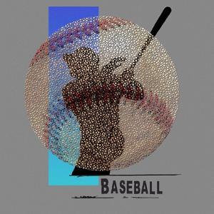 Art of Baseball by Jim Baldwin