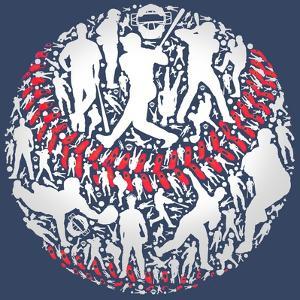 Baseball by Jim Baldwin