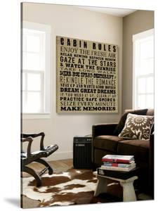 Cabin Rules by Jim Baldwin