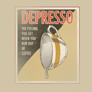 Depresso by Jim Baldwin