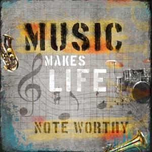 Music Makes Life by Jim Baldwin