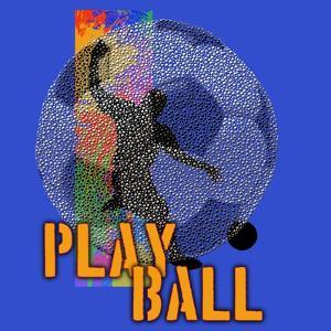 Play Ball - Soccer by Jim Baldwin