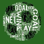 Football-Jim Baldwin-Art Print