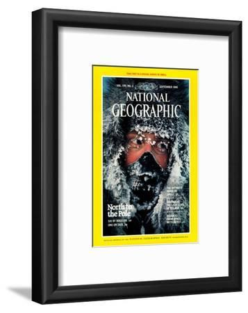 Cover of the September, 1986 National Geographic Magazine