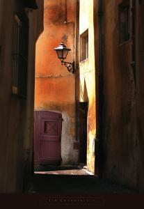 Siena Alley II by Jim Chamberlain