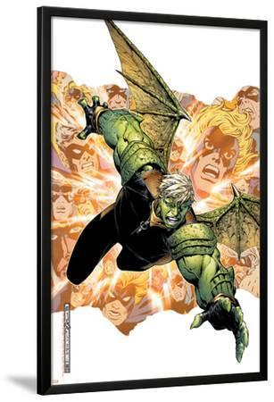 Young Avengers Presents No.2 Cover: Hulkling