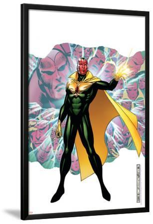 Young Avengers Presents No.4 Cover: Vision