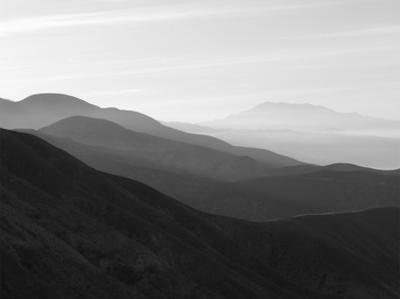 Mountains & Haze I