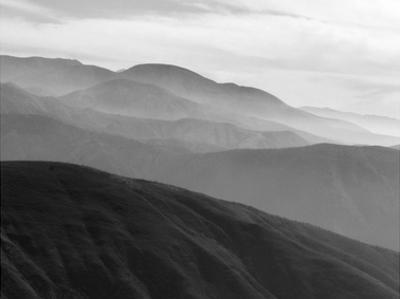 Mountains & Haze II