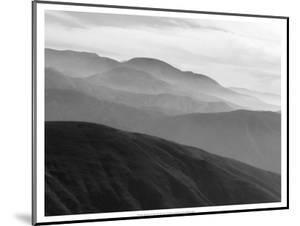 Mountains & Haze II by Jim Christensen