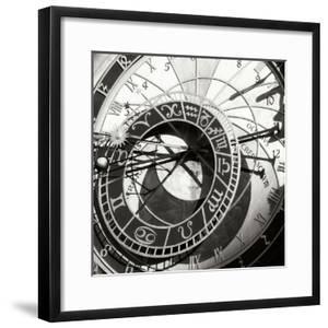 Prague Clock II by Jim Christensen