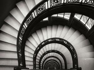 Rookery Stairwell by Jim Christensen