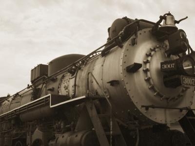 Train I by Jim Christensen