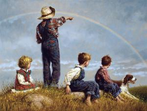 Follow the Rainbow by Jim Daly