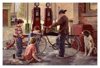 The Bike Patrol