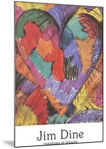 Monotypes et Gravures by Jim Dine