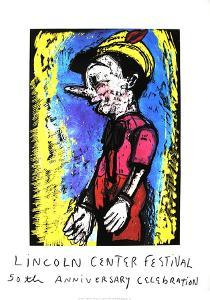 Pinocchio by Jim Dine