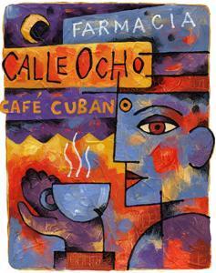Cafe Cubano by Jim Dryden