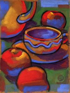 Fruit-cup by Jim Dryden