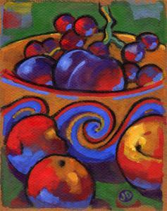 Fruitbowl by Jim Dryden