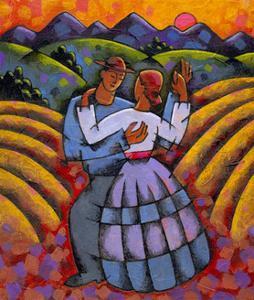 Harvest Waltz by Jim Dryden