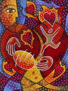 Hearts on Fire by Jim Dryden