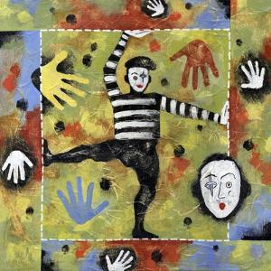 Mime by Jim Dryden