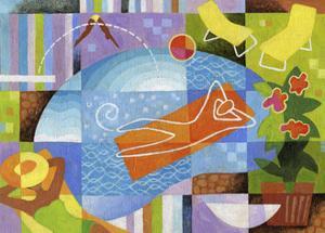Swim by Jim Dryden