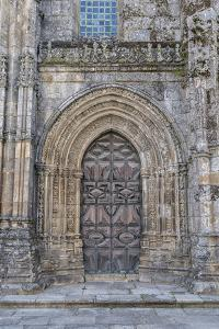 Lamego, Portugal, Lamego Cathedral Portal by Jim Engelbrecht