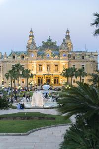 Monte Carlo Casino, Monte Carlo, Monaco by Jim Engelbrecht