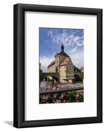 Old Town Hall, Altes Rathaus, Bamberg, Germany