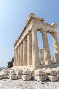 Parthenon, Acropolis, Athens, Greece by Jim Engelbrecht
