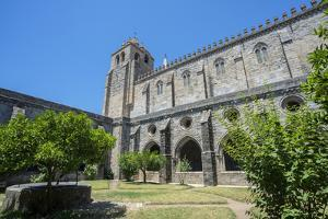 Portugal, Evora, Cathedral of Evora by Jim Engelbrecht