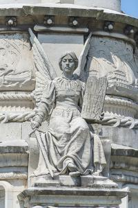 Portugal, Lisbon, Monument of Alfonso de Albuquerque Detail by Jim Engelbrecht