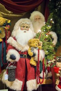 Santa Claus, Rothenberg Ob Der Tauber, Baden-Wurttemberg, Germany by Jim Engelbrecht