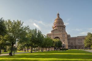 State Capitol Building, Austin, Texas, Usa by Jim Engelbrecht