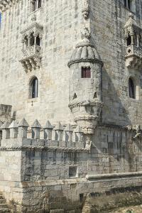 Tower of Belem, Lisbon, Portugal by Jim Engelbrecht