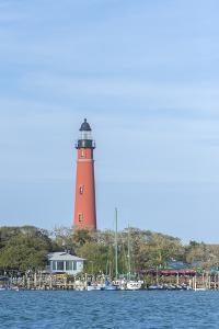 USA, Florida, Ponce Inlet, Ponce de Leon Inlet lighthouse. by Jim Engelbrecht