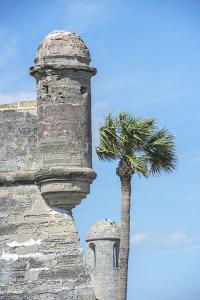 USA, Florida, St. Augustine, Castillo De San Marcos by Jim Engelbrecht