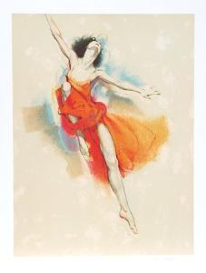 Ballet 2 by Jim Jonson